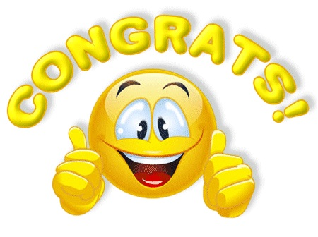 Winner clipart gift. And the winners of