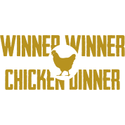 Pubg winner winner chicken dinner png. Iphone case spreadshirt