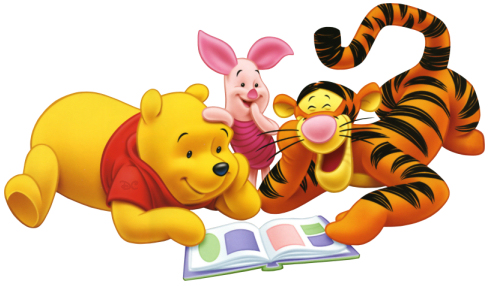 Winnie the pooh clipart. Free disney s and