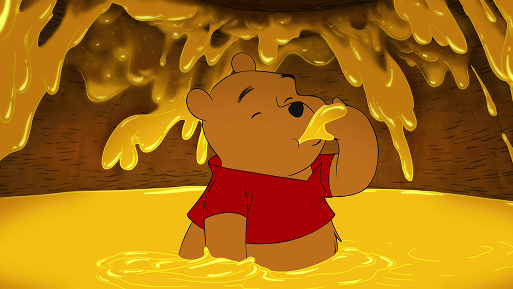Winnie the pooh clipart hunny bee. Reasons you should love