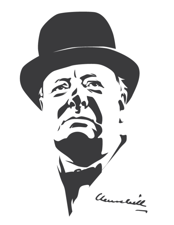 Winston churchill png. By astayoga on deviantart picture transparent stock