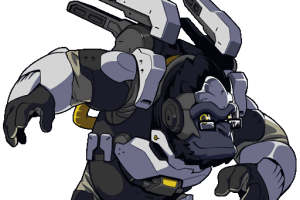 Overwatch winston png. Image related wallpapers