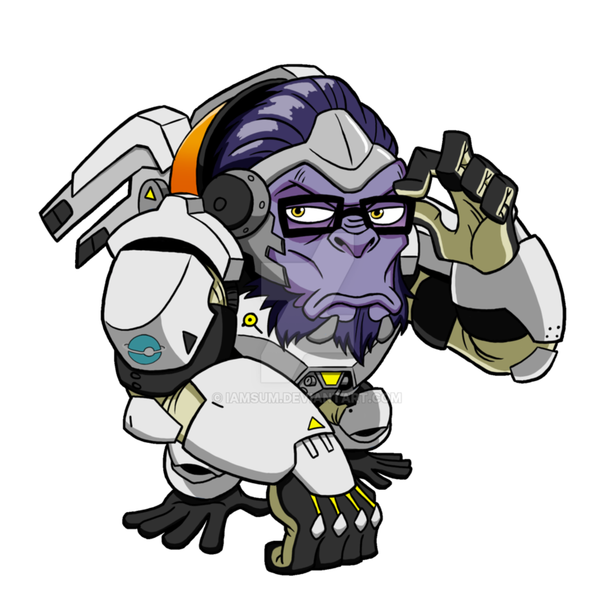 By iamsum on deviantart. Winston transparent drawing svg library download