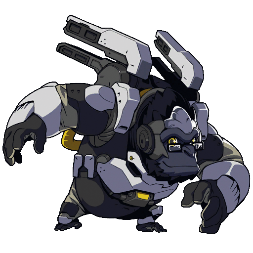 winston transparent overwatch cute spray