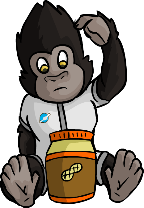 Winston peanut butter png. S first encounter with