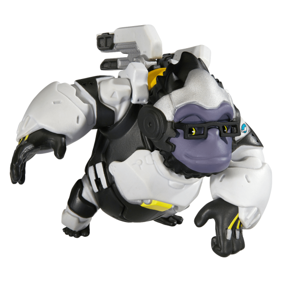 Winston png. Cute but deadly figure