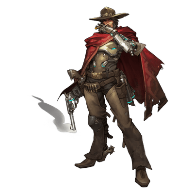 Winston transparent full body. Png stickpng mccree overwatch