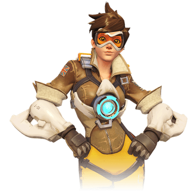 Winston transparent full body. Png stickpng overwatch tracer