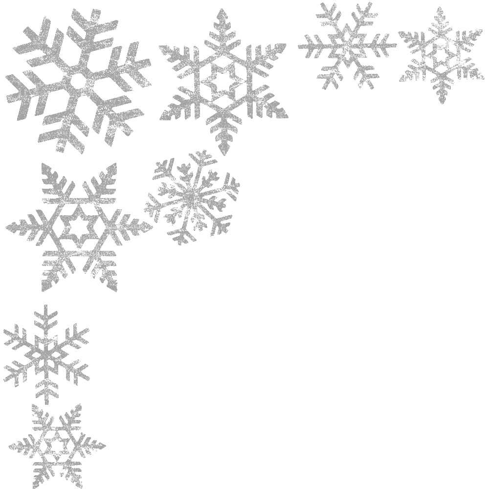 Winter border png. Collection of christmas