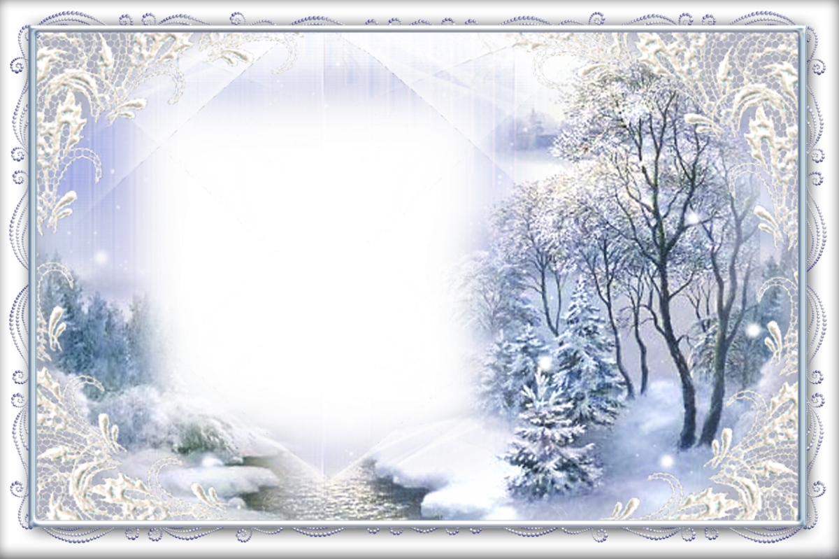 Winter frame png. Transparent pictures free icons