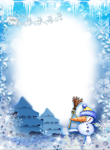Winter frames png. For pictures secondtofirst com