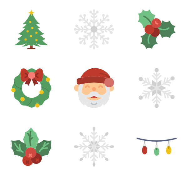 Png winter. Season icon packs