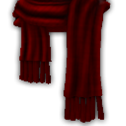 Winter scarf png. Crimson roblox