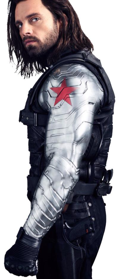 Winter soldier png. Infinity war by stark