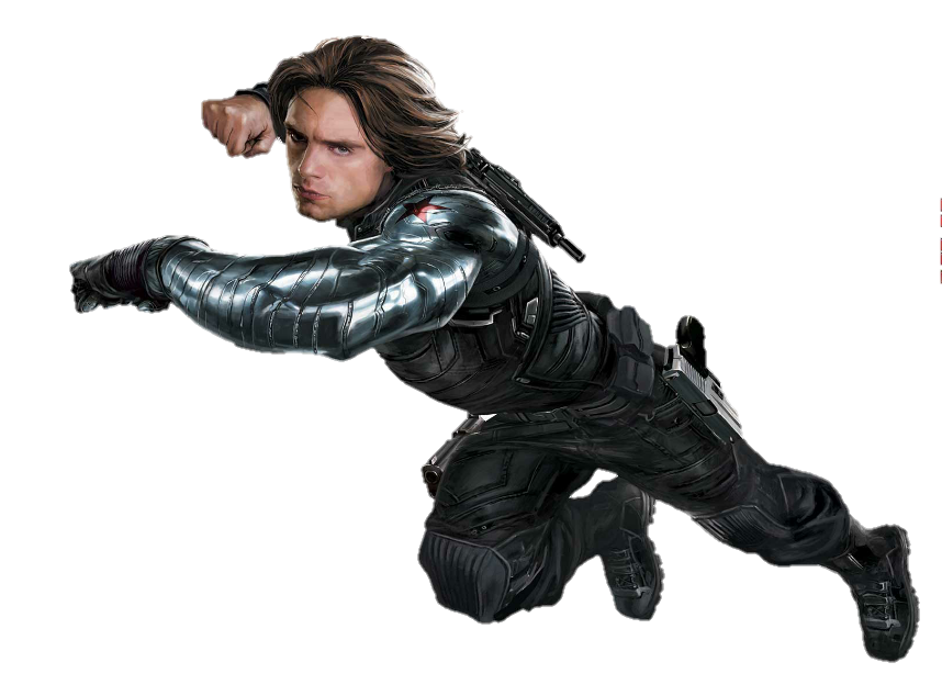 Winter soldier png. Render by mrvideo vidman