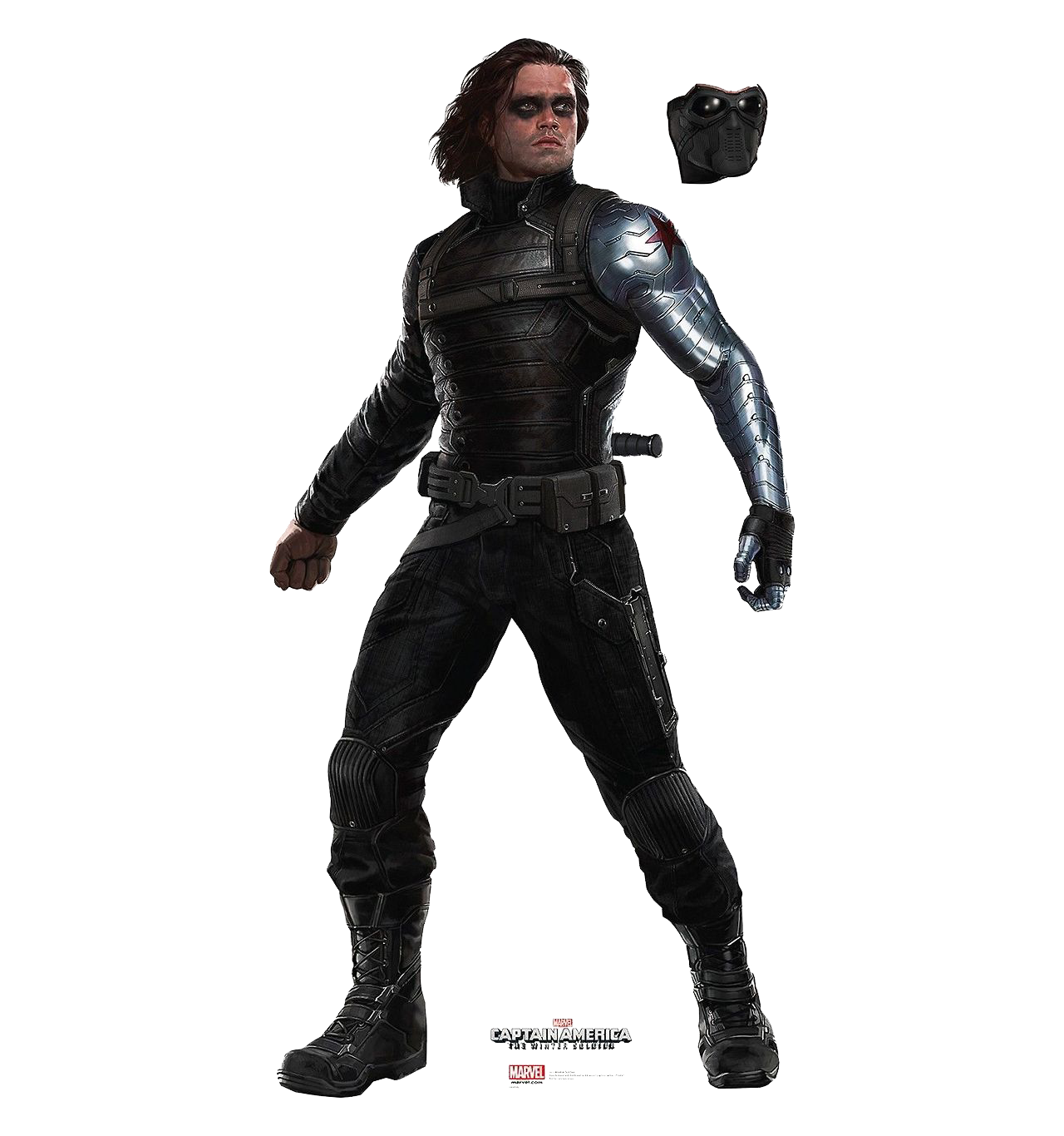Winter soldier png. Bucky transparent image mart
