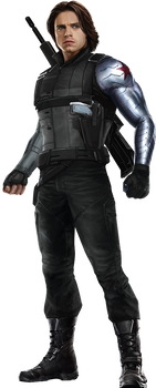 Civil war soldier png. Captain america winter by