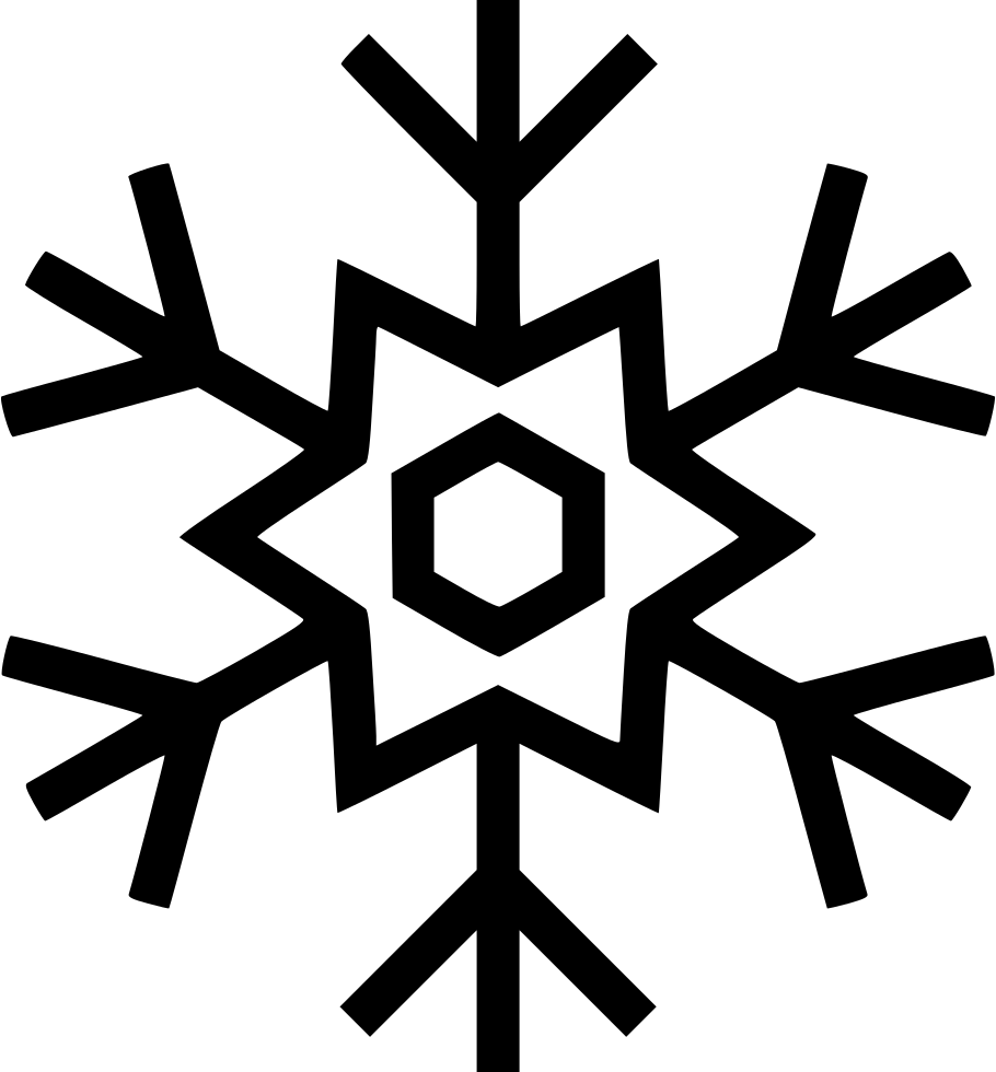 Winter svg png. Snowflake snow icon free