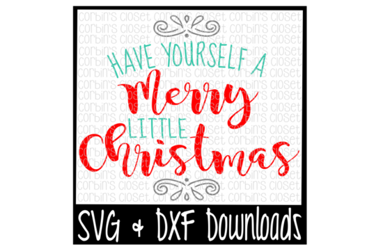 Winter svg dxf. Free have yourself a