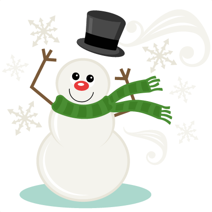 Winter svg snowman. Windy scrapbook title cut