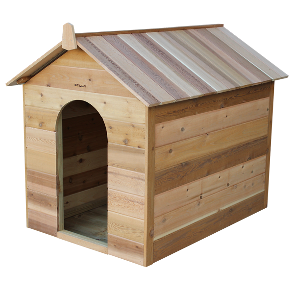 Wire crate png. Cedar dog kennel includes