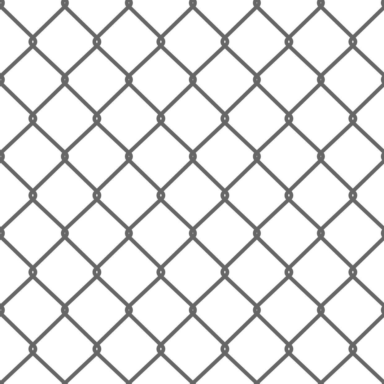 hog clip chain link fence