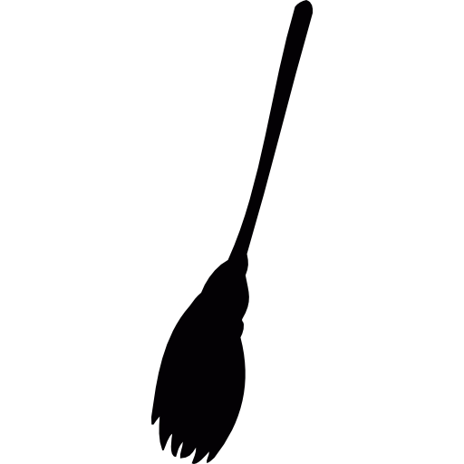 Drawing witches broom transparent background. Witch free other icons