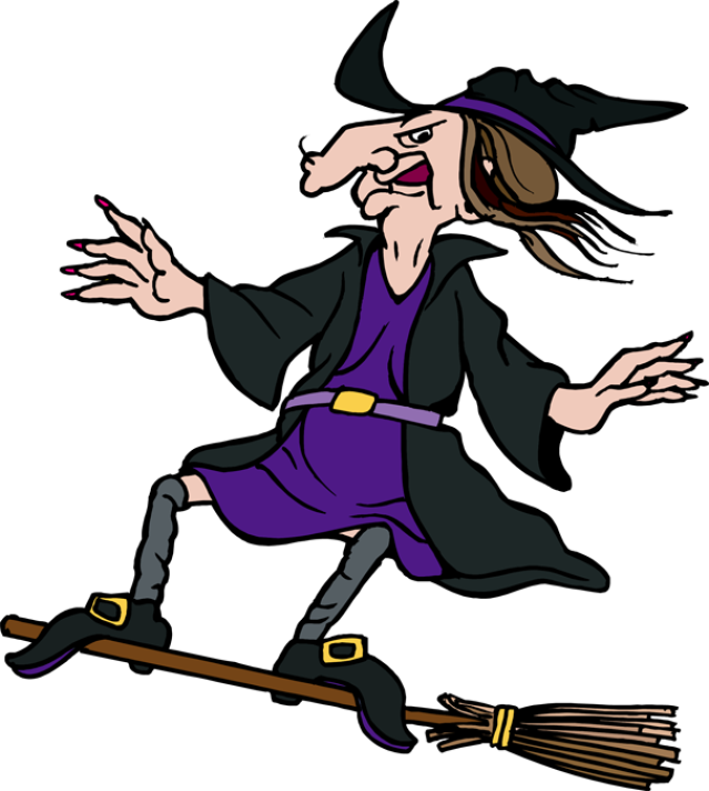 Witch clipart bad witch. Evil at getdrawings com