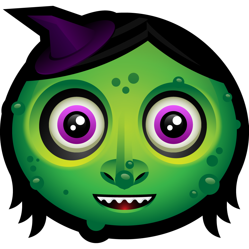 Witch face png. Transparent image mart