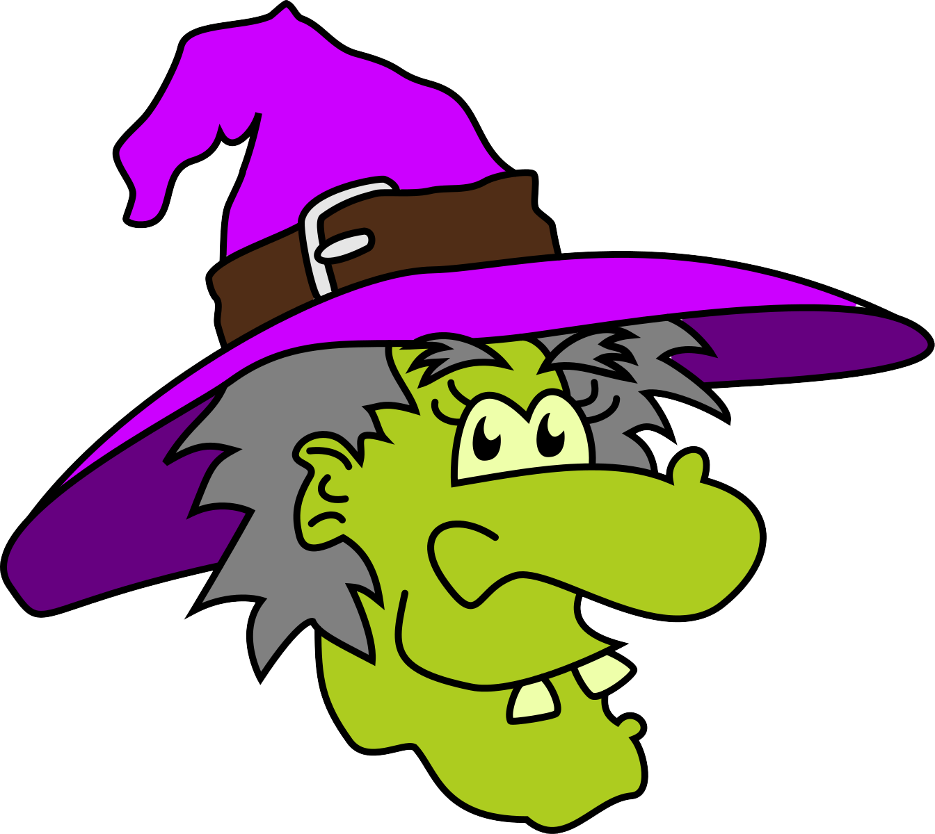 Witch face png. Free download mart