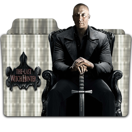 Witch hunter png. The last folder icon