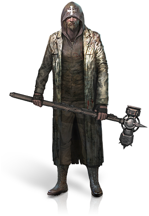 Witch hunter png. Image templar male the