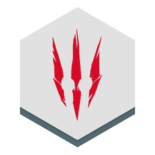 Witcher 3 logo png. The honeycomb by vitalfyre