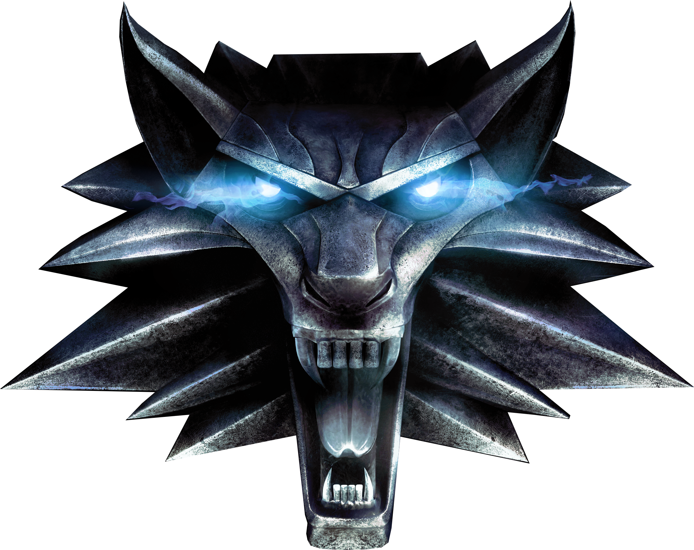 Witcher 3 wolf png. Image twrotww medallion wiki