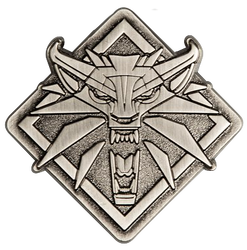 Medallion vector witcher 3 wolf. Png renders by matbox