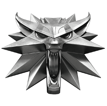 Witcher 3 wolf png. Image school medallion wiki