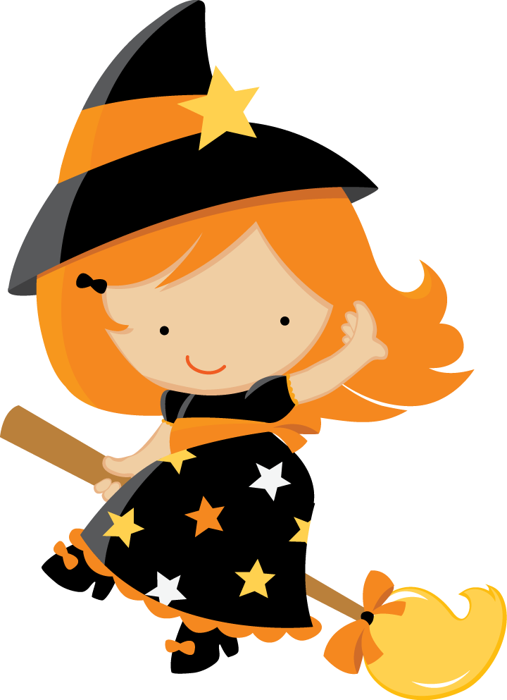 Zwd witch png minus. Witches clipart kawaii clipart black and white stock