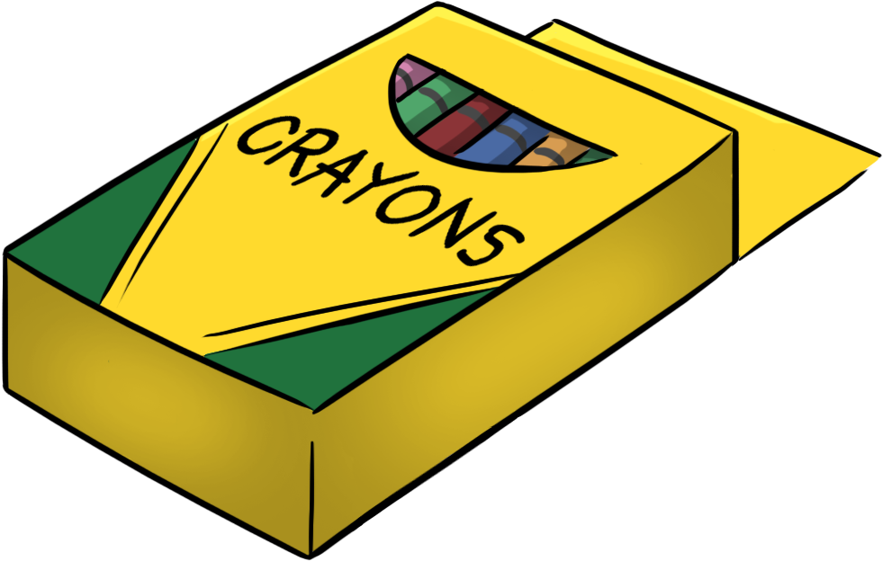 Crayons transparent svg. Download hd royalty free