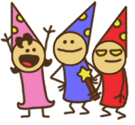 Earn crowns wizard free. Wizard101 transparent banner black and white library
