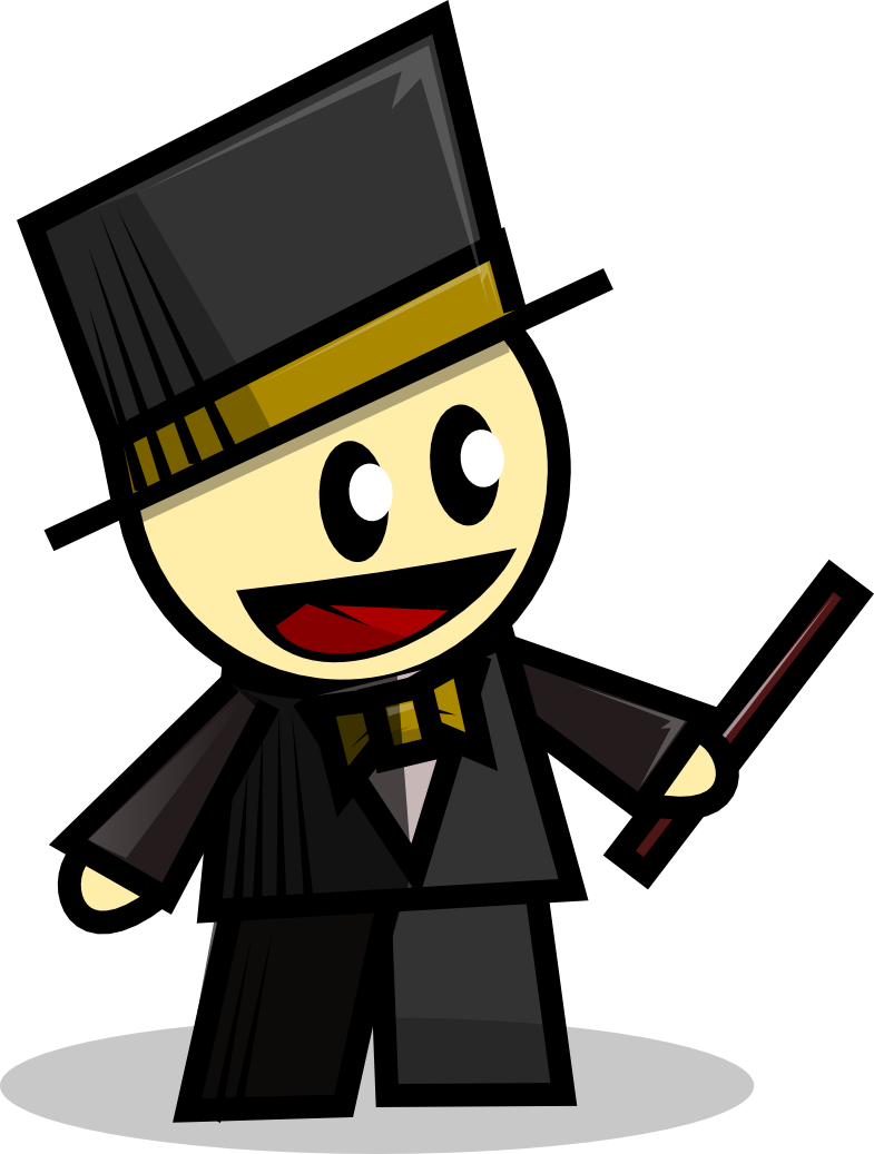 Cartoon Magician Image Group (40+)