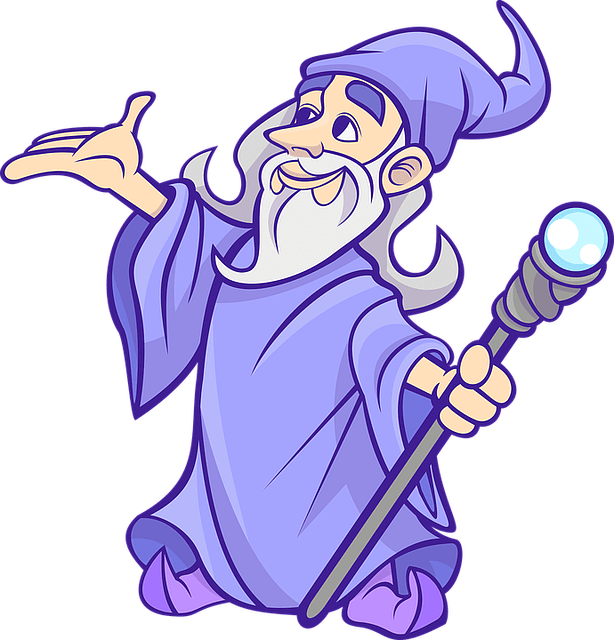 Wizard clip cute. Jokes about wizards for