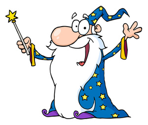 Wizard clipart pseudoscience. Separating from science corey