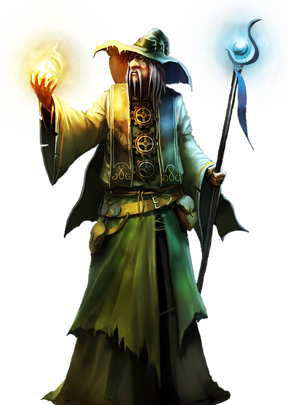 Wizard png. Transparent images all