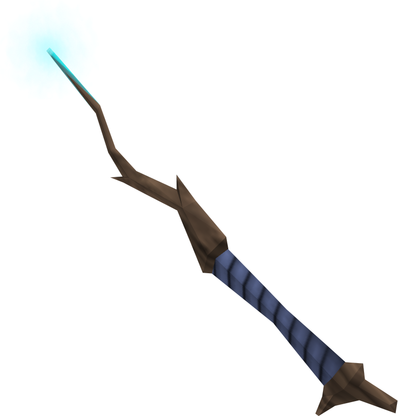 wand transparent elder