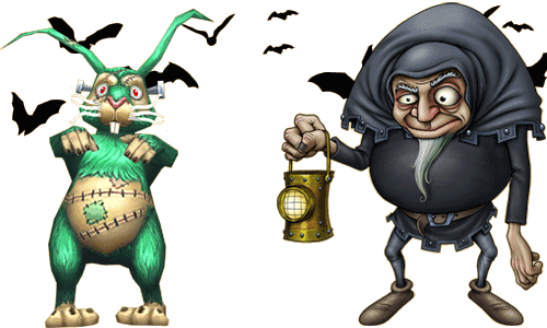 Wizard101 transparent halloween. Halloweenfest wizard free online svg black and white library