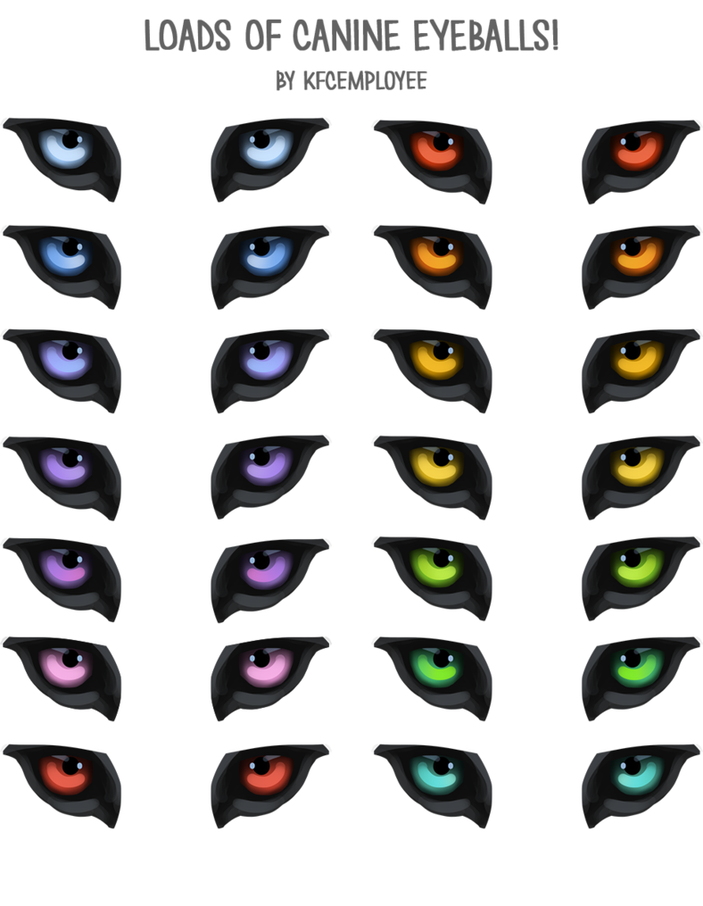 Wolf eyes png. Free canine or and