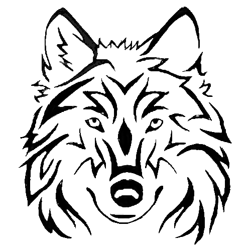 Wolf head png. Designing s help sketchup
