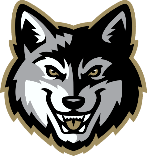 Wolf logo png. Images in collection page