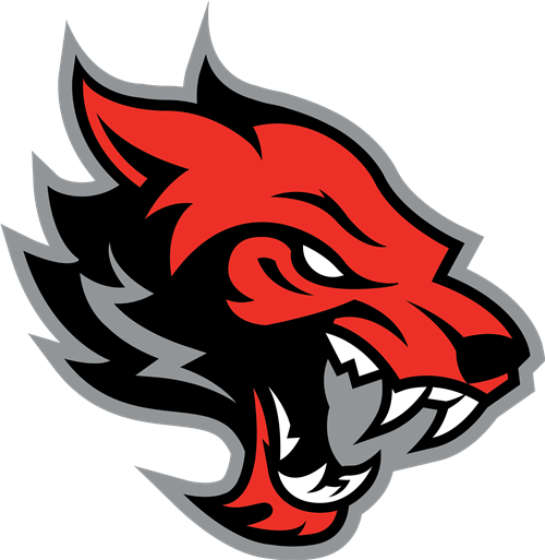 Wolf logo png. Pinterest logos and sports