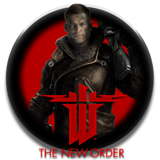 Wolfenstein nazi helmet icon png. The new order by